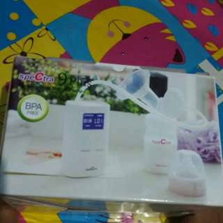 💯 Orignal Spectra 9 plus Rechargeable breast pump. My Selling Price is valid until June 17, 2018 only.