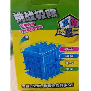 魔方3D立體迷宮
