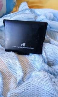 Elf contouring blush and bronzing cream