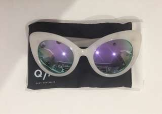 Quay Australia Sunglasses never worn