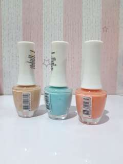 3pc kutek The face shop (lovely meex nails)
