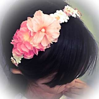 Made-to-order Flower Girl Accessories