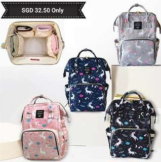 🚚 ❤ On-hand: Baby Diaper Bags with variety of options