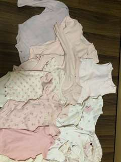 Baby home jumpsuits 12 for $20