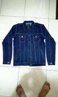 Denim Jacket Original Brand Smith