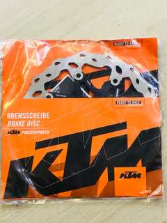 KTM Brake Disc (Powerparts)