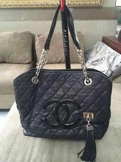 Chanel Tassle Bag