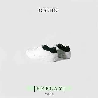 resume™ - REPLAY (Original/Used)