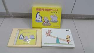 Shichida Opposite Memory Flash Card with CD