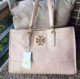 Tory Burch White Tote