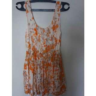 Summer club monaco dress