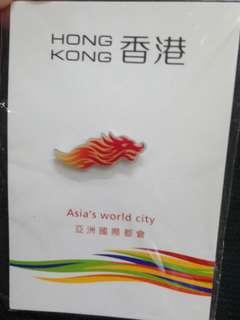 香港🆕紀念心口襟章