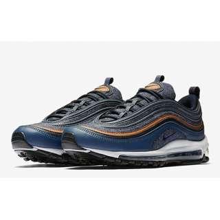 現貨 不多 Nike AIR MAX 97 premium 312834-400 球鞋
