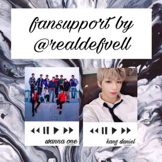 free fansupport!!