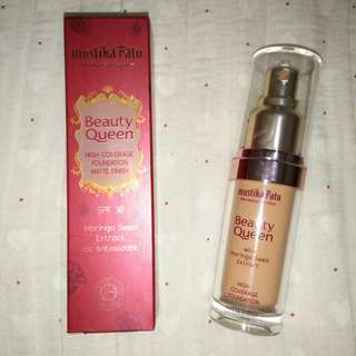Mustika Ratu Beauty Queen Foundation