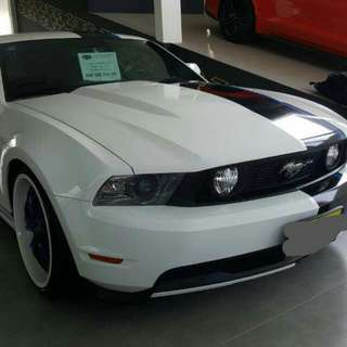 MUSTANG 5.0(A) 2015