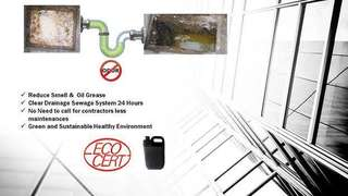 Odour & Sewage Treatment Solutions