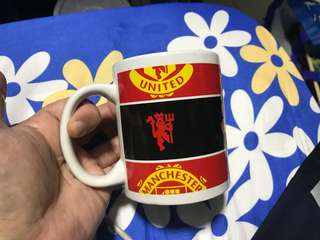 Manchester United Cup collectible - Premier League