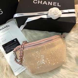 Chanel Pouch waist pouch