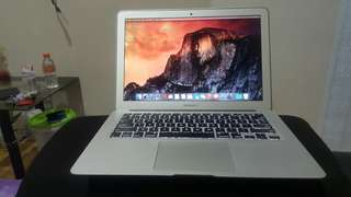 Macbook air 13 inch 2013