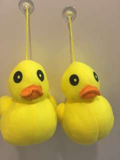 Ducky soft toy