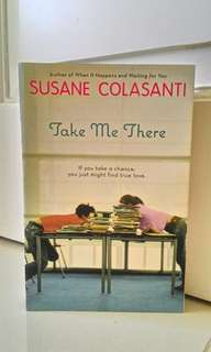 Buku Take Me There ~ Susan Collansanti