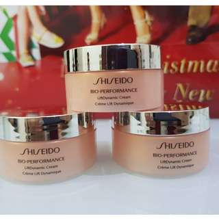 SHISEIDO BIO PERFORMANCE LIFTDYNAMIC CREAM 18ML