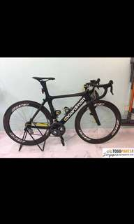 Chris Boardman Air 9.8 aero road bike (Negotiatable)