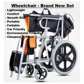 Wheel Chair - Brand New