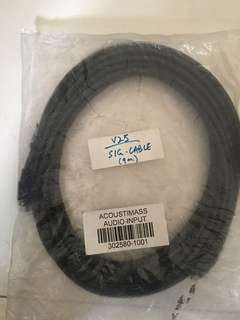 Bose lifestyle V25 V35 Ps 18.28.48 original brand new 9 pin to 9pin cable