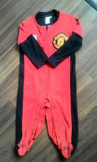 Original ManU sleepsuit