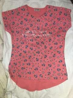 Baju Cewek Merk Nevada size M