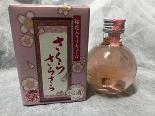 日本櫻花酒