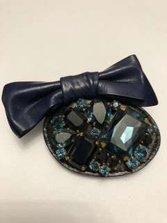 Miu Miu Gem Brooch