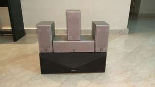 Yamaha NX Speaker Set