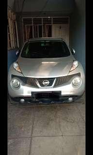 Nissan juke cvt 2011