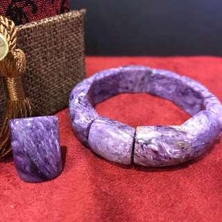 🚚 ✨純正紫龍晶手排✨
