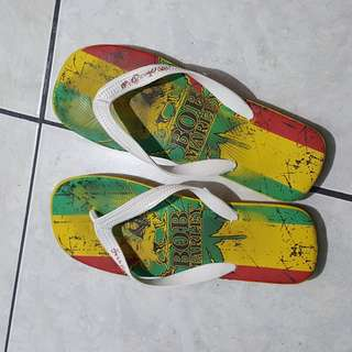 Size 44 bob marley sandal