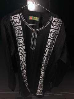 Baju koko hitam