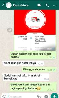 Testimonial Nature Republik🙌😊