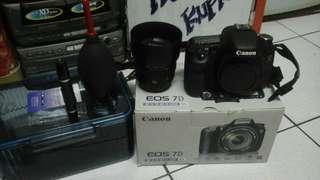 🚚 Canon 7d full box