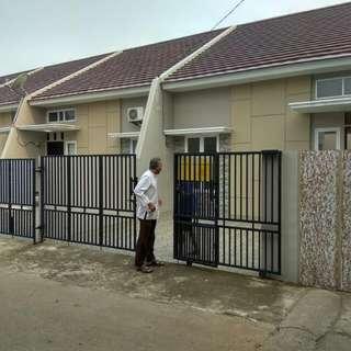 Rumah 1.5 Lantai Tanah Luas di Jalan Ratna Jatibening