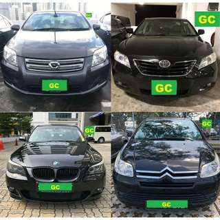 Subaru Impreza FOR RENT CHEAPEST RENTAL FOR Grab/Ryde/Personal