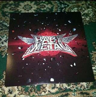 Babymetal Japan Press Vinyl