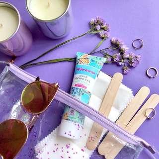 (Ready Stock) Wawawax Organic Hair Removal