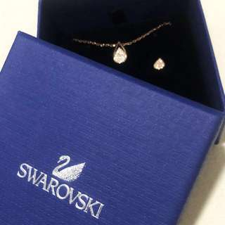 Swarovski Necklace Set