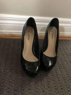 Black Call it Spring Heels