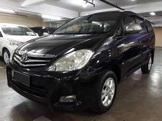 Toyota Innova G .bensin 2.0 MT .(cash/credit-tenor maksimal 4th. /bisa tt)