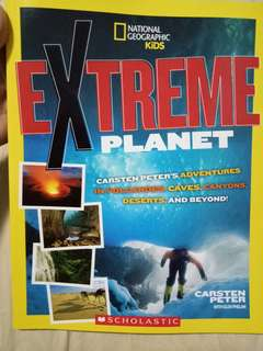 National Geographic kids extreme planet
