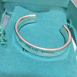 Tiffany & Co. 手鐲 925